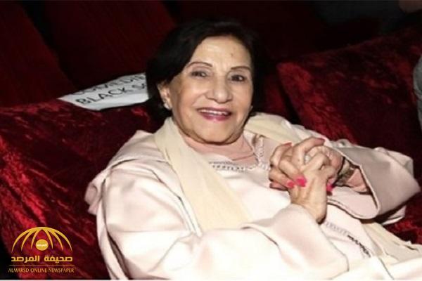 """وفاة """"أمينة رشيد"""" أول ممثلة مغربية.. وهذا آخر ظهور لها"""