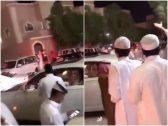 شاهد فيديو إطلاق النار الذي استدعى تدخل دوريات الأمن بالرياض