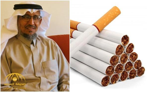 نائب رئيس مجلس إدارة جمعية نقاء يطالب برفع أسعار التبغ بزعم أن المدخنيين يتأقلمون مع السعر الجديد !