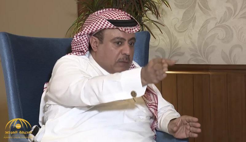 """الفنان خالد منقاح يفتح النار على """"القصبي"""" و""""السدحان"""" : """"لما صار عندكم قرشين نسيتوا أخوياكم"""" – فيديو"""