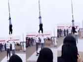 شاهد:فتاة سعودية  معلقة بحبل في الهواء في أحدى الفعاليات الترفيهية