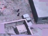 """شاهد: فيديو يكشف مكان مفاجئ لاجتماعات """"قادة الحوثي"""".. ويضع """"الأمم المتحدة"""" في حرج"""