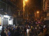 سقوط طائرة إسرائيلية وتحطم أخرى  بالضاحية الجنوبية في بيروت