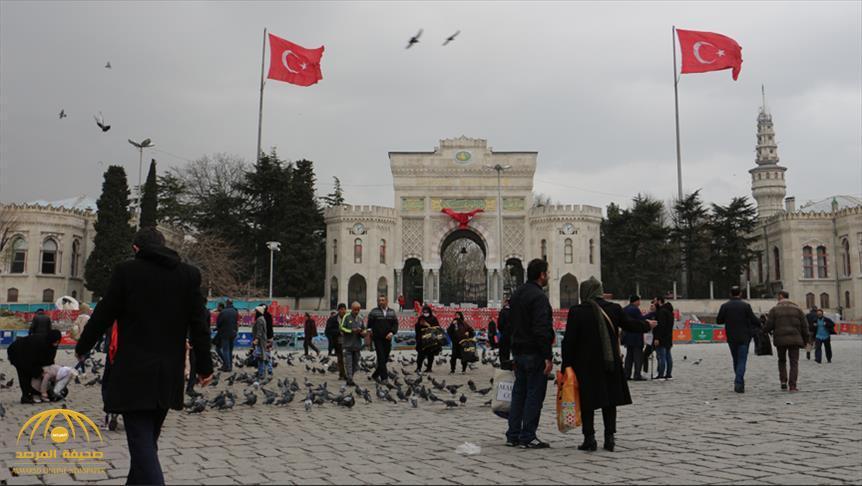 تحذير هام  للسعوديين  المتواجدين في إسطنبول