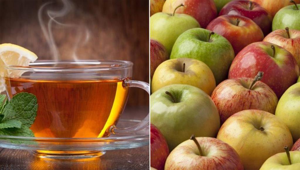 """ما علاقة التفاح والشاي بالسرطان؟.. دراسة حديثة تكشف السر و""""خبر سعيد"""" للمدخنين !"""