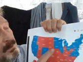 شاهد: مليونير أمريكي يتوقع نشوب حرب أهلية في بلاده ويضع خطة للتسليح ويستخدم لغة جديدة للتمويه!