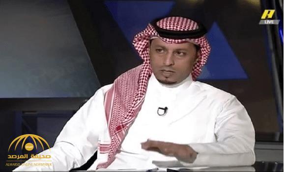 كاتب رياضي ينشر تغريدة مستفزة بعد تأهل الهلال : فعلا أثبتوا أنهم صغار ولا يهونوا شغالاتهم اللي بجنبنا!