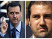 """""""التايمز"""" تكشف تفاصيل احتجاز """"الأسد"""" لابن خاله لمطالبته بدفع 3 مليار دولار لـ """"بوتين"""""""