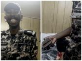 """بعد تكريمه من اللواء الطويرقي .. شاهد: الجندي """" ماجد"""" يكشف عن مقدار المكافأة المالية التي حصل عليها"""