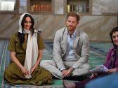 """شاهد .. """"ميغان ماركل"""" زوجة الأمير """"هاري"""" ترتدي الحجاب بمناسبة خاصة جدًا"""
