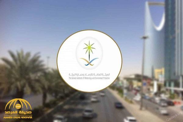 """منها الرياض.. """"الأرصاد"""" تكشف عن هطول أمطار رعدية ورياح مثيرة للأتربة على عدة مناطق اليوم !"""