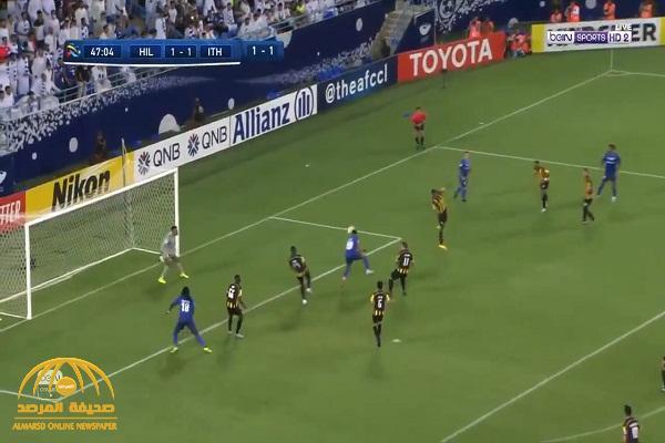 بالفيديو .. الهلال يتغلب على الاتحاد بثلاثية ويصعد إلى  دور الـ 4  في دوري أبطال آسيا