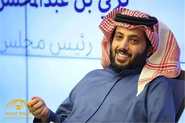 شاهد صورتين لـ تركي آل الشيخ إحداهما عندما كان طالبا في الكلية الأمنية صحيفة المرصد