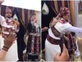 شاهد : زواج يمني بفتاة أمريكية في ميشيغان يشعل التواصل الاجتماعي