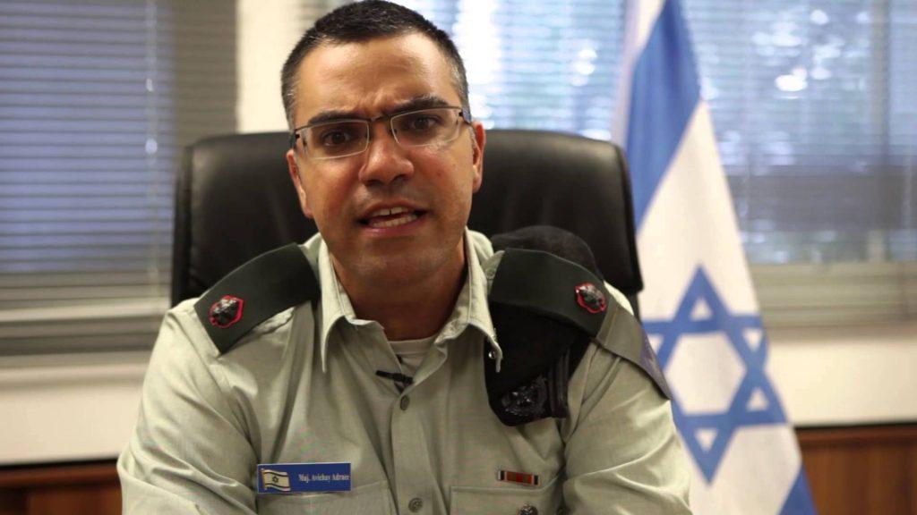 """أول تعليق من """"أدرعي"""" المتحدث باسم الجيش الإسرائيلي على هجوم حزب الله!"""
