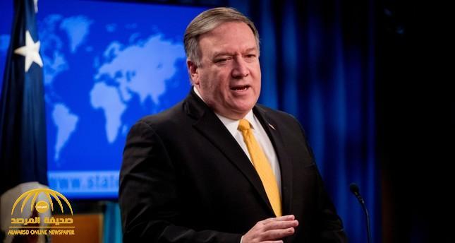 وزير الخارجية الأمريكي : واشنطن بصدد إنشاء تحالف لردع إيران بعد الهجوم على منشأتي أرامكو