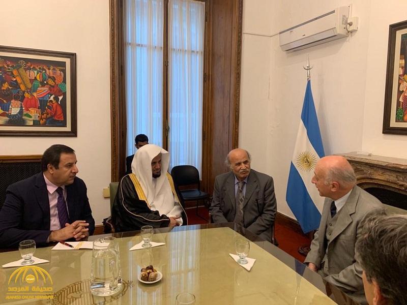 """النائب العام يشارك في اجتماع الرابطة الدولية للمدعين العامين الرابع والعشرين في """"بيونس آيرس"""" – صور"""