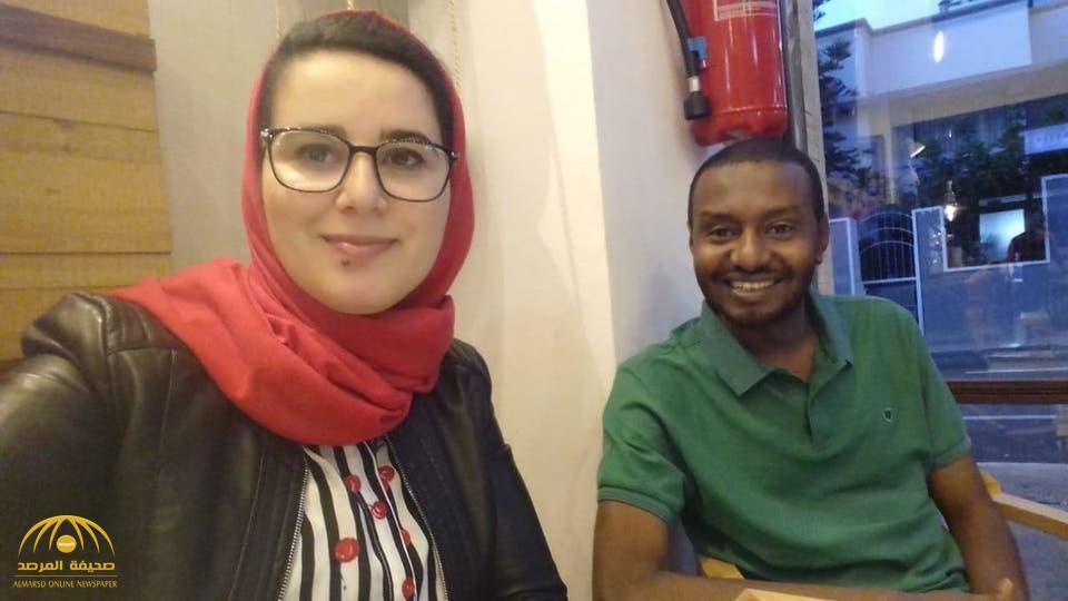 """بالفيديو .. الكشف عن عقوبة قريبة خليفة القرضاوي بعد حملها  من خطيبها """"السوداني"""" و الإجهاض في المغرب"""