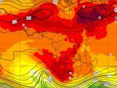 كتلة حارة تضرب عدة مناطق في المملكة يومي الخميس والجمعة.. وخبير طقس يكشف التفاصيل!