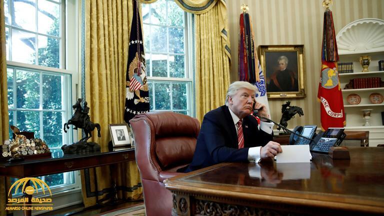 تحقيق في الكونغرس حول فحوى مكالمة هاتفية بين ترامب ومسؤول أجنبي