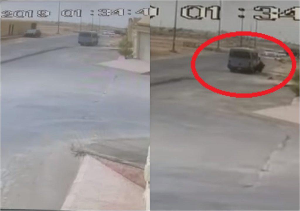 """تفاصيل صادمة حول وفاة """" طالبة حافلة الرياض"""" .. ظلت نصف ساعة غارقة  في دمائها على الأرض  والسائق رفض التوقف رغم علمه بسقوطها !"""