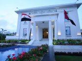 """بالفيديو : رجل الأعمال الإماراتي """"خلف الحبتور"""" يعلن مفاجأة بشأن منزل الملك فيصل في القاهرة!"""
