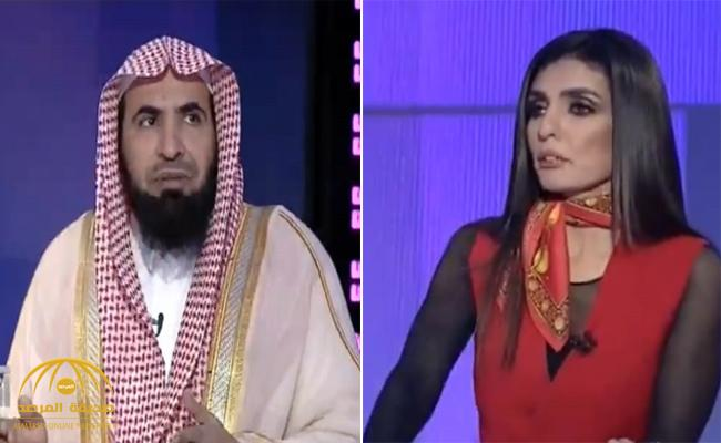 """بالفيديو .. الشيخ أحمد الغامدي : """" في صبايا كنت أرى النساء يخرجن للوادي بلا عباءة مكشوفات الوجه !"""