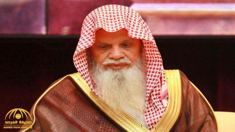 نقل الشيخ الحذيفي للمستشفى بعد إصابته بجلطة والكشف عن حالته الصحية