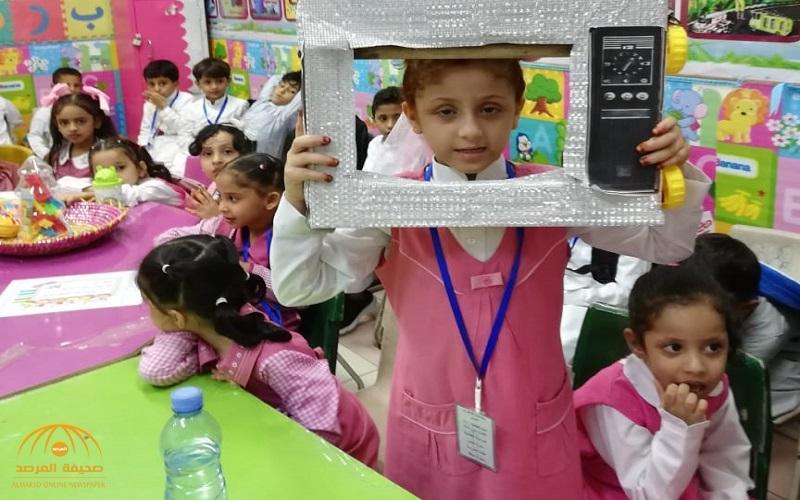 """بالصور .. شاهد كيف استقبلت مدارس """"الطفولة المبكرة"""" الطلاب والطالبات في أول يوم دراسي"""