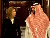 """"""" 60 دقيقة """" مع ولي العهد تلفت أنظار العالم  … شاهد ما قيل حول حوار الأمير محمد بن سلمان !"""