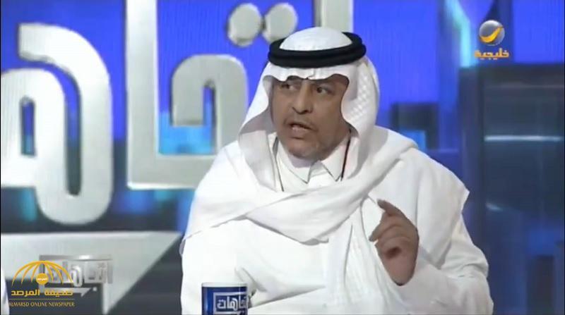 """أكد أن المرأة لم تكن تلبس السواد .. بالفيديو : الباحث  """"محمد الغامدي"""" يكشف أصل العباءة وكيف تسربت إلى السعودية"""