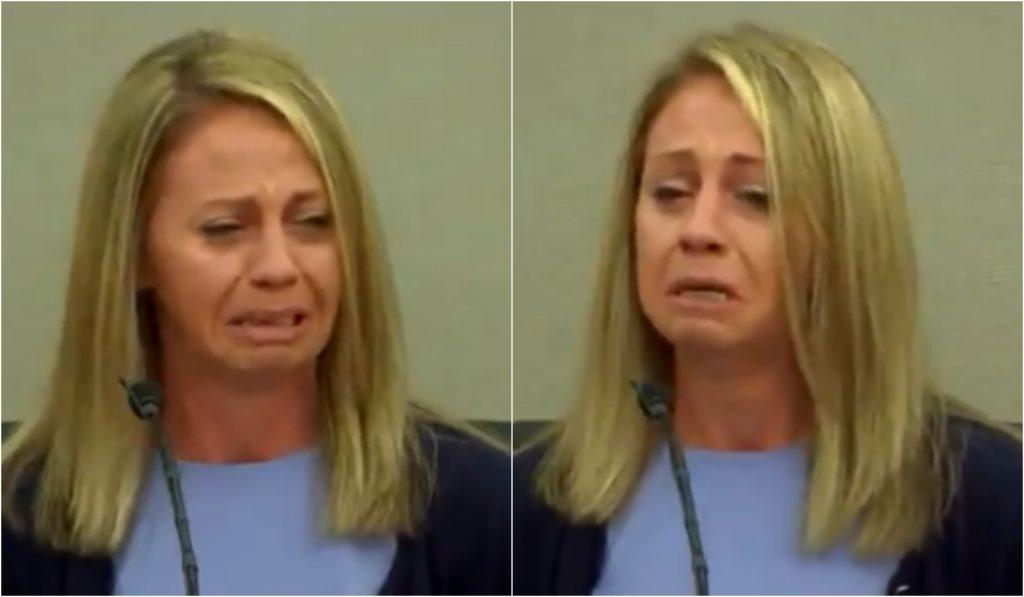 شاهد : بكاء شرطية أمريكية أثناء محاكمتها بتهمة القتل .. دخلت منزلاً بالخطأ وهنا كانت الصدمة!