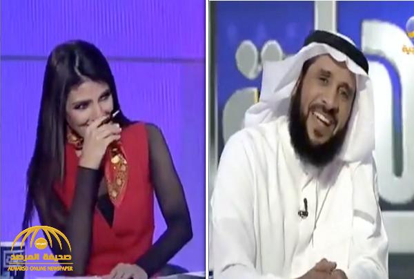 """فيديو.. يوسف القعيط: ليس لي الحق أن أطلب من """"نادين البدير"""" أن تتحجب.. وليس لها الحق أن تطلب مني حلق لحيتي!"""