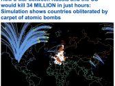 """رقم صادم لضحايا """"حرب نووية"""" افتراضية بين أمريكا وروسيا.. ماذا سيحدث في 5 ساعات؟ – فيديو"""