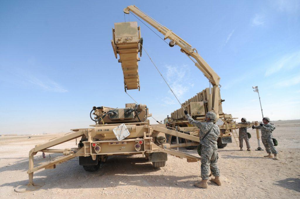 """إعلان جديد من """"البنتاغون"""" بشأن نشر بطاريات """"صواريخ  باتريوت"""" في السعودية"""