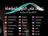 بالأسماء: تعرف على الدول المؤهلة للتأشيرة السياحية  لزيارة السعودية