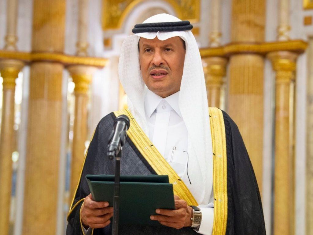 أول تصريح للأمير عبدالعزيز بن سلمان بعد أدائه القسم وزيرًا للنفط!