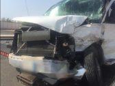 بالصور.. معلمة تتعرض لحادث مروع في جدة.. وزوجها يكشف تفاصيل صادمة حول حالتها الصحية!