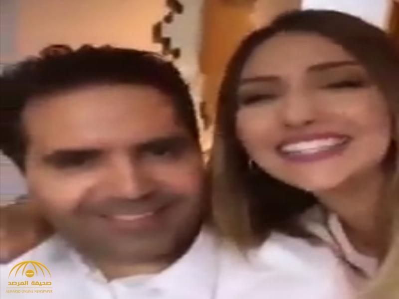 شاهد.. مرشح رئاسي تونسي يثير جدلا بفيديو مع زوجته.. والأخيرة تفضحه بهذا السؤال!