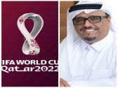 شبهه بصورة غير متوقعة.. شاهد: خلفان يسخر من شعار مونديال قطر بطريقته الخاصة!