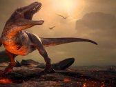دراسة علمية تحسم الجدل  و تكشف السبب الحقيقي وراء انقراض الديناصورات  قبل 66 مليون عام  !