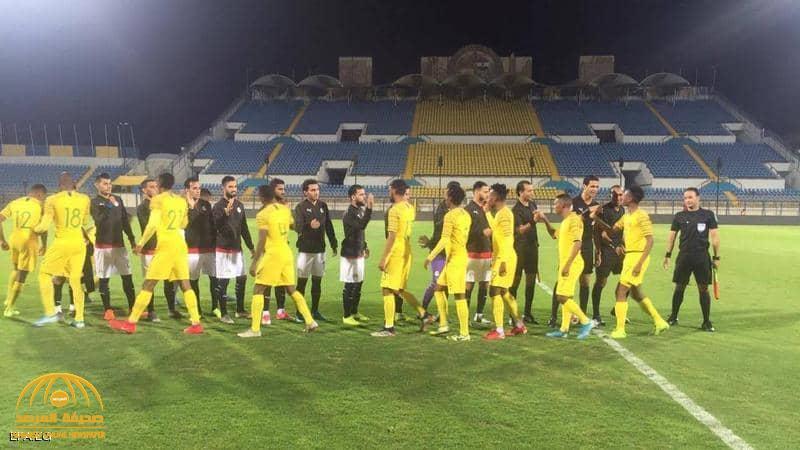 أغرب مباراة كرة قدم في التاريخ لمنتخب عربي تشعل مواقع التواصل … خالفت كل قوانين اللعبة  !