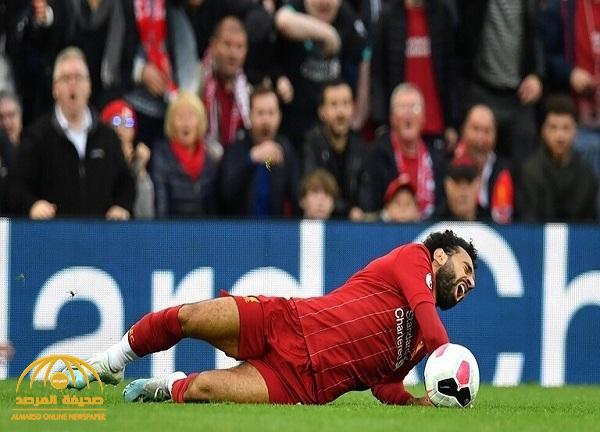 مدرب ليفربول تعليقا على إصابة صلاح: كيف يمكن أن يكون بخير؟