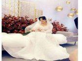 شاهد: حليمة بولند تفاجئ متابعيها بفستان أبيض وحفل زفاف!