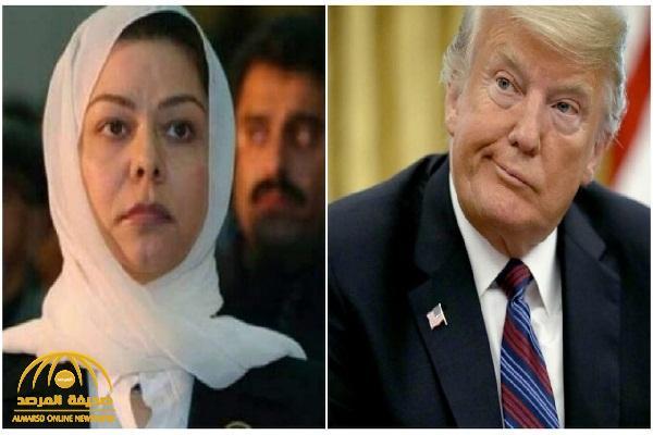 ابنة صدام ترد على ترامب: من سيعوضني والدي وإخوتي وابن أخي؟