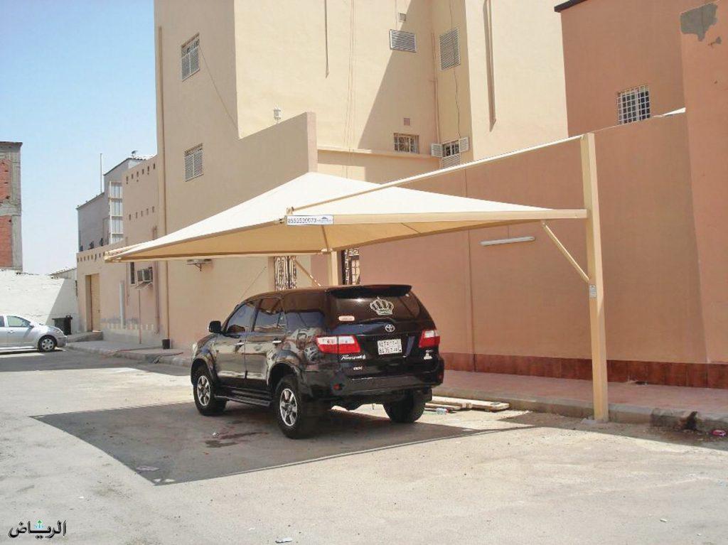«بلدي الرياض» يوصي بمظلات منزلية للسيارات لحل هذه المشكلة.. ويكشف عن الشروط المطلوبة!