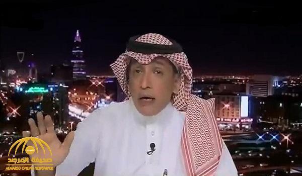 """بالفيديو .. """"التويجري"""" يهاجم الاتحاد الآسيوي : """"كفونا شركم""""  يكفي """"مطرسة"""" !"""