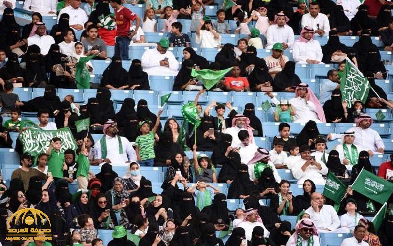"""الموافقة على حضور العائلات مباريات كرة القدم في تبوك بـ """" 5 شروط """""""