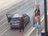 شاهد .. لحظة إطلاق النار من قبل منفذ هجوم استهدف معبدًا يهوديًا ومطعماً تركيًا في ألمانيا