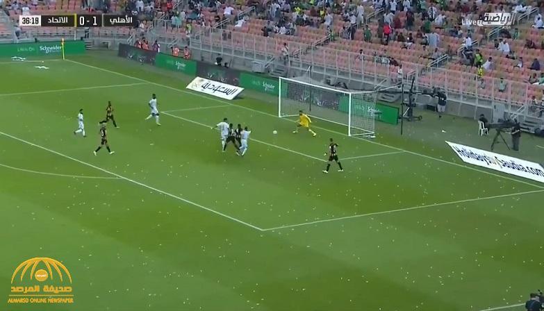 بالفيديو : الأهلي يحقق فوزًا ثمينًا على الاتحاد بهدفين مقابل هدف
